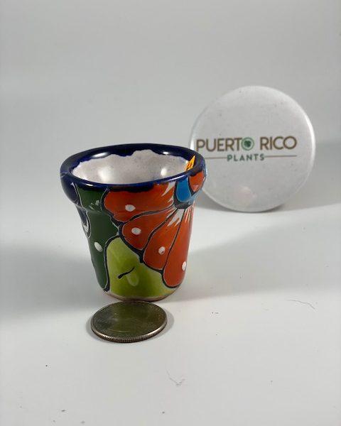 Orange Petals Pottery (Mexico) A