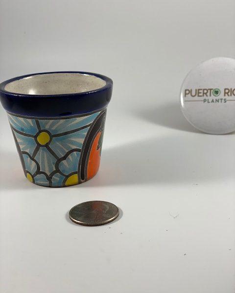 Blue Petals Pottery (Mexico) B