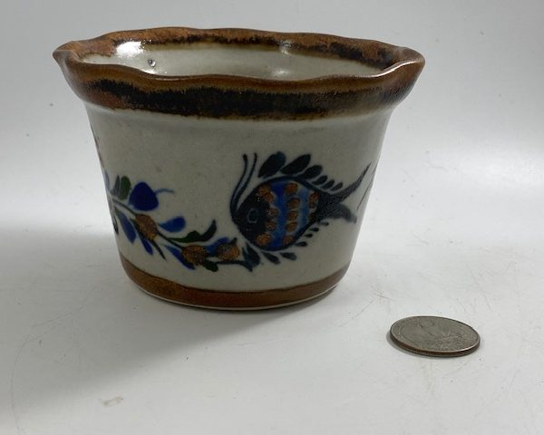 Handmade Pottery From Mexico (Pisces)